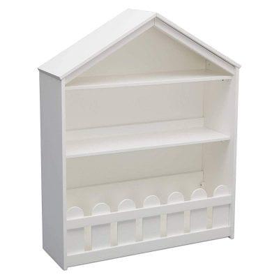 Bookshelves for supplies