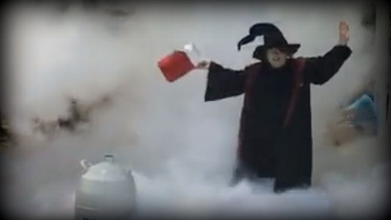 Harry Potter Science Featured