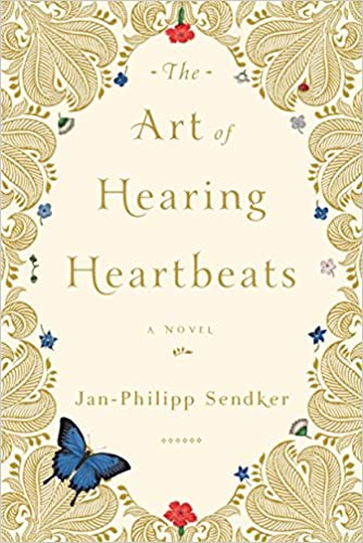 The Art of Hearing Heartbeats book cover.