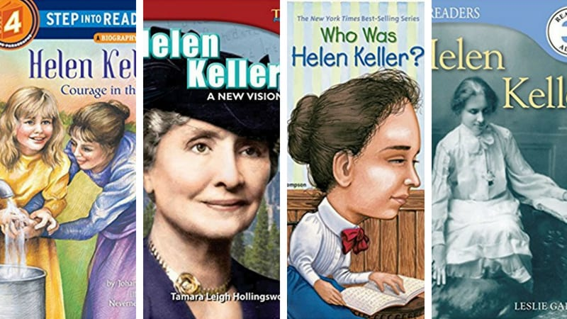 Best Helen Keller Books For Kids As Chosen By Educators