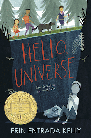 Hello Universe Book Cover - teach empathy