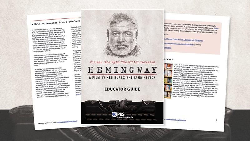 Hemingway Teaching Guide
