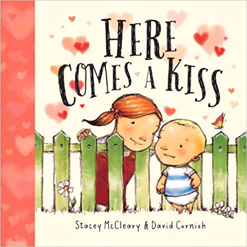 Here Comes a Kiss book cover