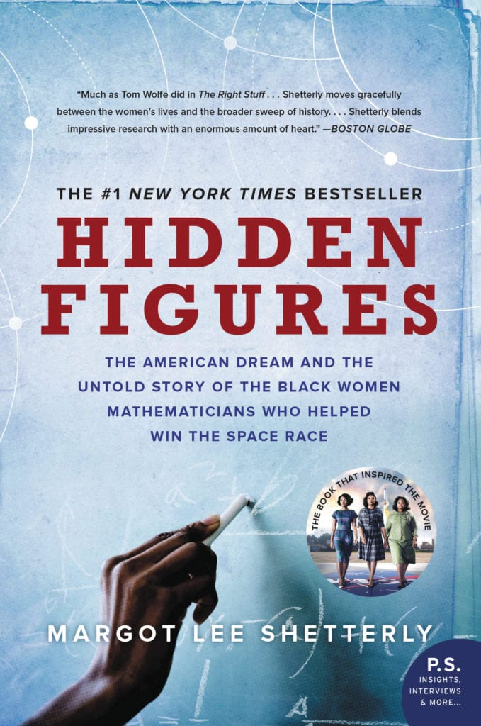 Book Cover: Hidden Figures - High School Literature