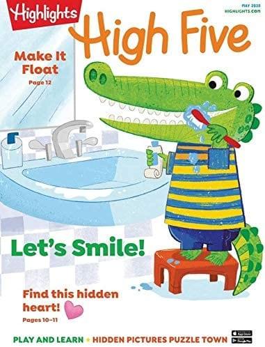 Highlights High Five Book