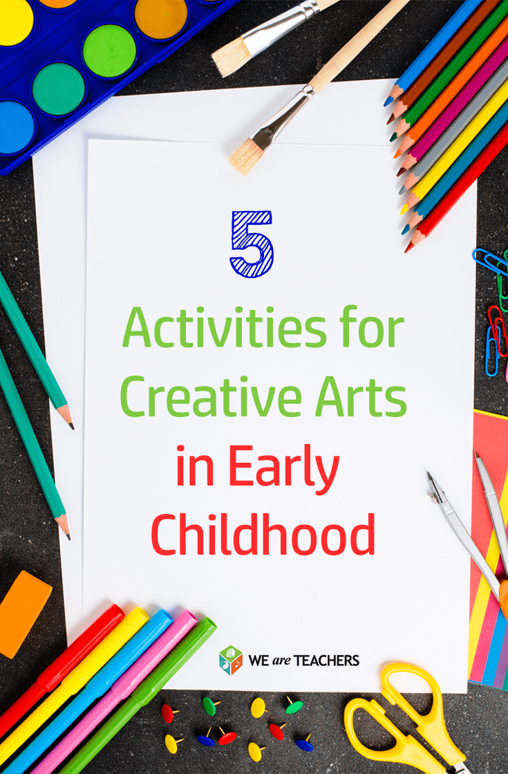 5 High-Impact, Low-Prep Activities for Creative Arts in Early Childhood