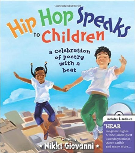 Book cover for Hip Hop Speaks to Children: A Celebration of Poetry With a Beat