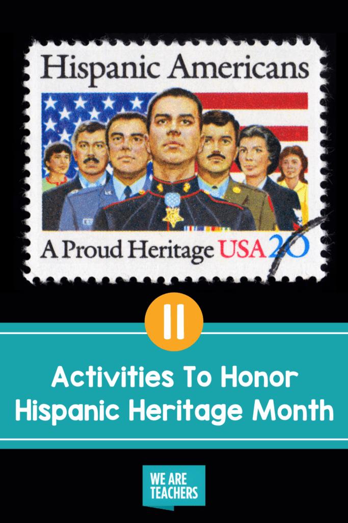 11 Activities To Honor Hispanic Heritage Month