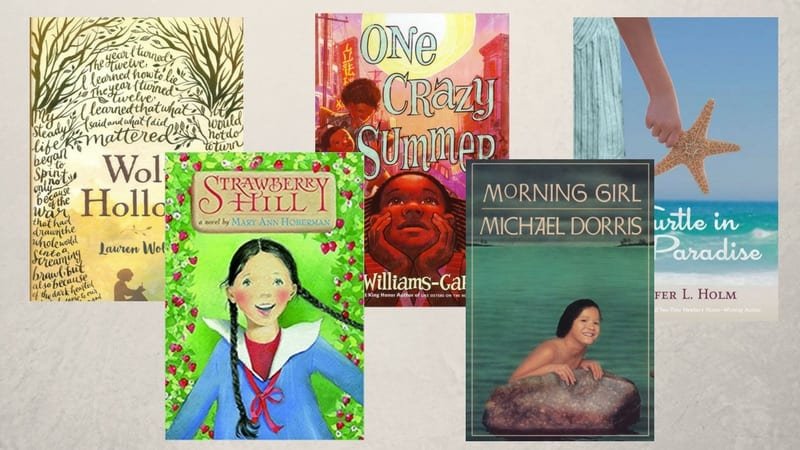 Historical Fiction for Tween Girls