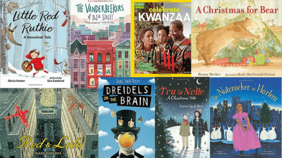 Best Kwanzaa, Hanukkah, and Christmas Books for Kids
