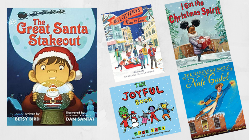 Holiday Books 2020