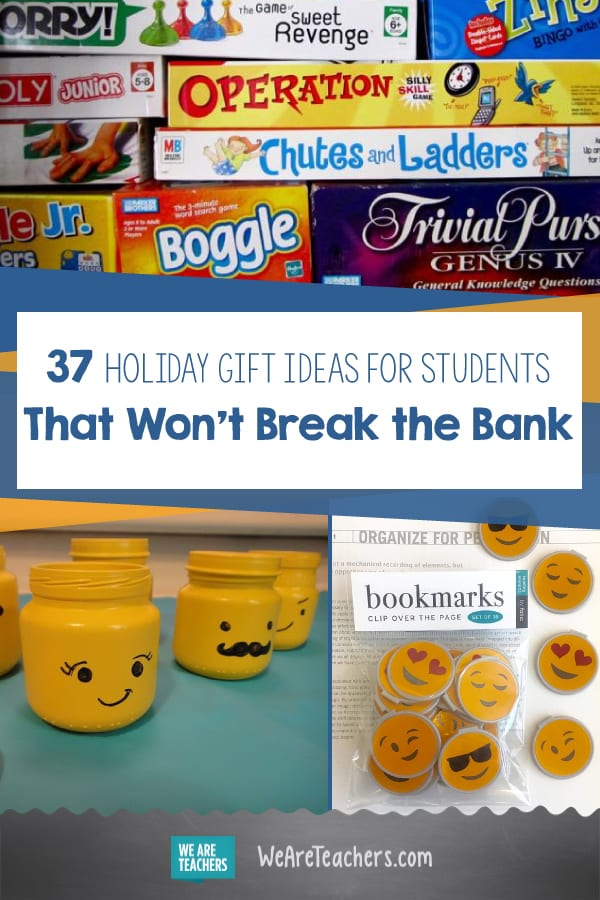 37 Holiday Gift Ideas For Students That Wont Break The Bank