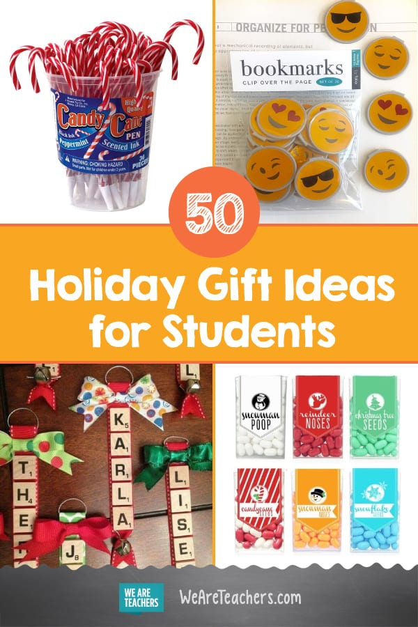 50 Holiday Gift Ideas for Students That Won't Break the Bank