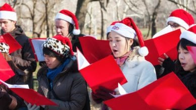 Holiday Songs for Teachers