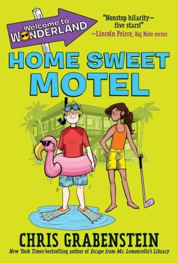 Home Sweet Hotel book cover