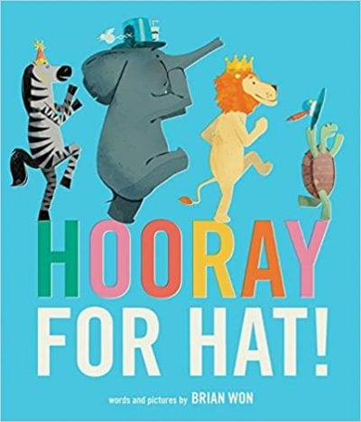 Hooray for Hat Animal Book