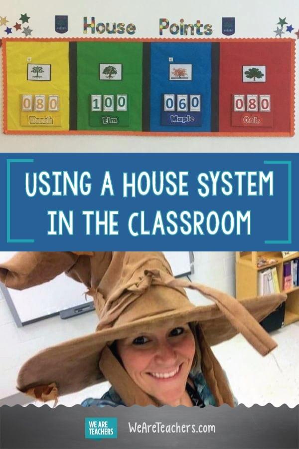 Best of WeAreTeachers HELPLINE: Using a House System in the Classroom