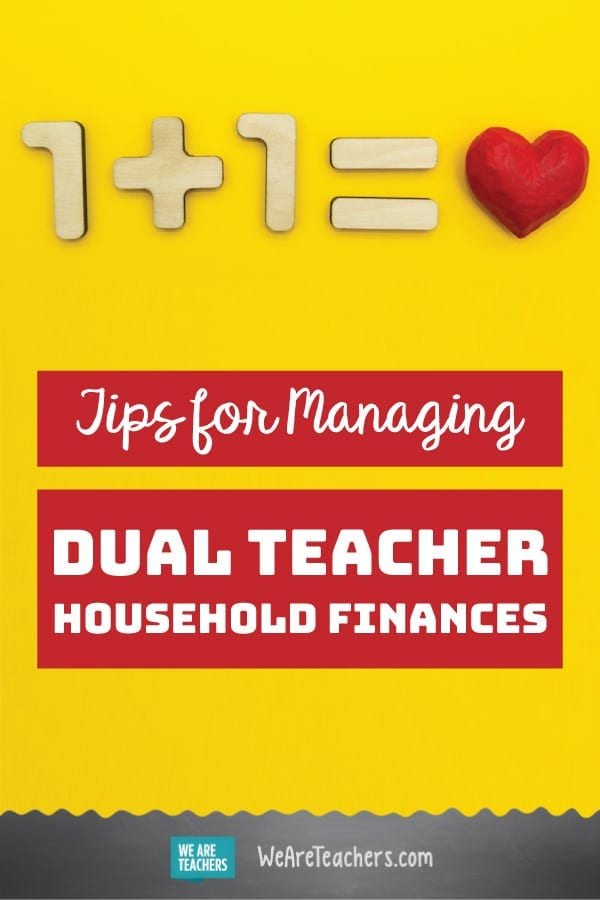 I'm Married to Another Teacher. How Should We Manage Our Finances?