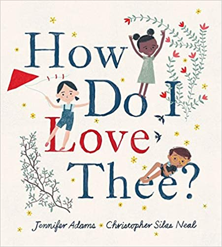 How Do I Love Thee book cover