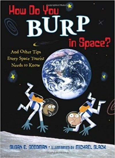 27 Fun Outer Space Books for Kids | Elementary and Middle School