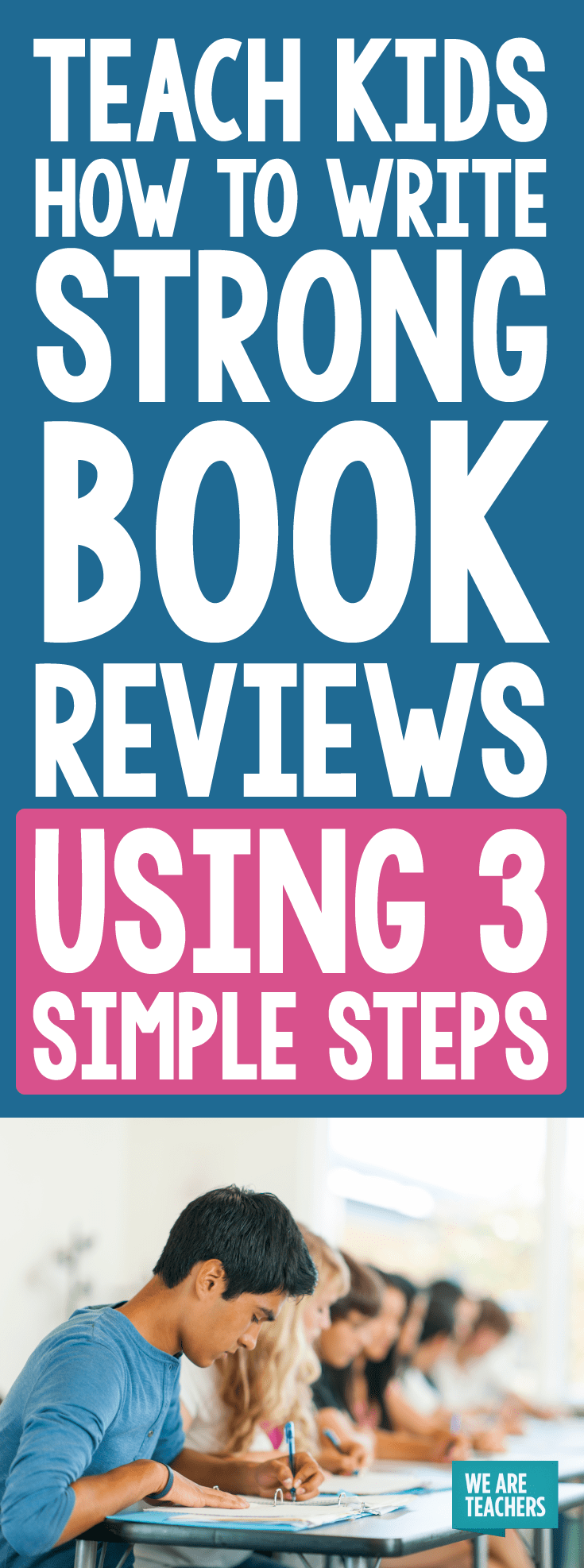 how to write an amazing book review