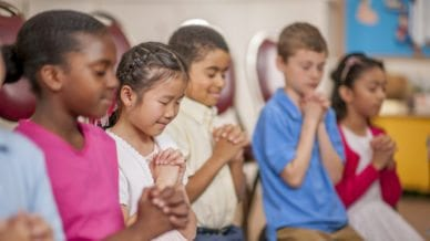 Religious Beliefs With Students