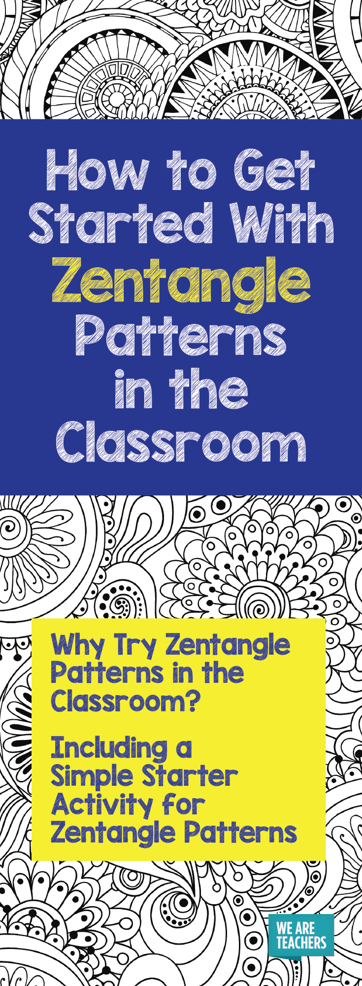 Zentagle Patterns Awesome Design Inspiration