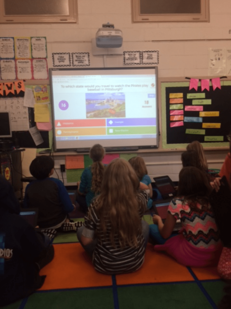 Students National Geographic Kahoot!– How to Have a Mock Geography Bee in Your Classroom