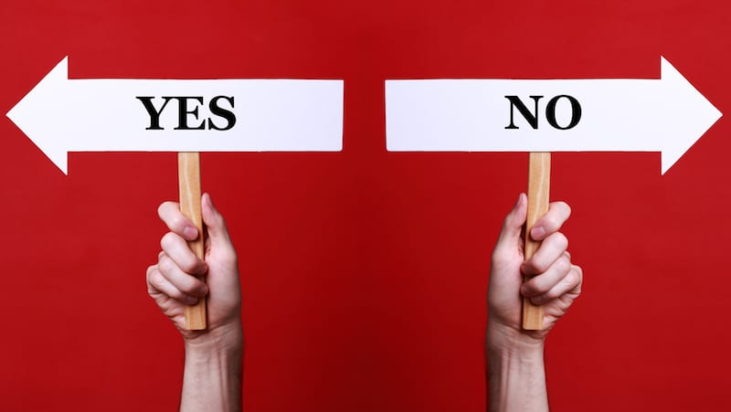 How to Overcome Your Inner Yes Teacher