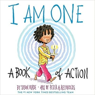I Am One A Book of Action book cover