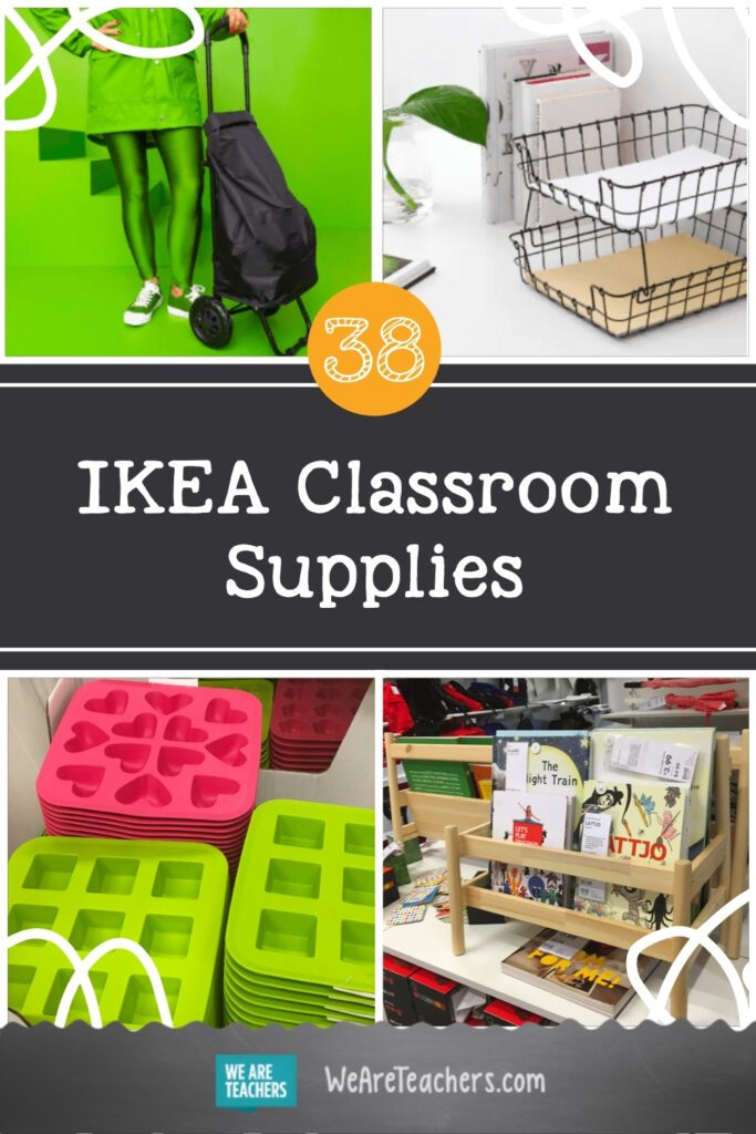 38 of the Best IKEA Classroom Supplies for Your Next Shopping Trip
