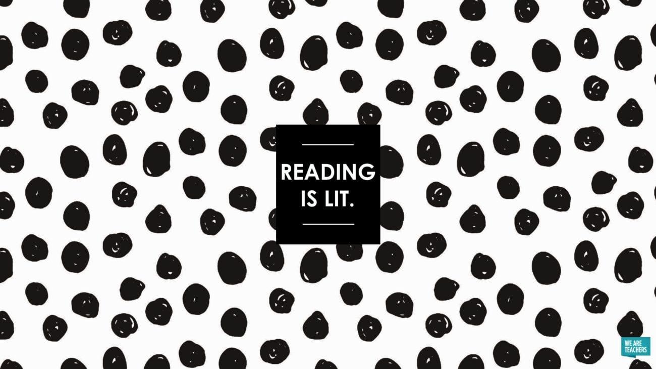 Free Desktop Wallpapers For Book Lovers Weareteachers