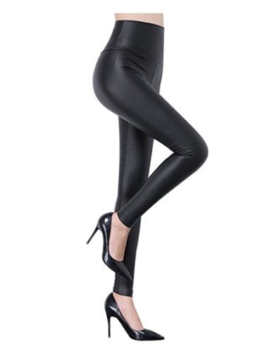 c1d5e49a74 Everyone needs a little sass in their life and what better way to achieve  that than throwing on a pair of faux leather leggings? Get them here!