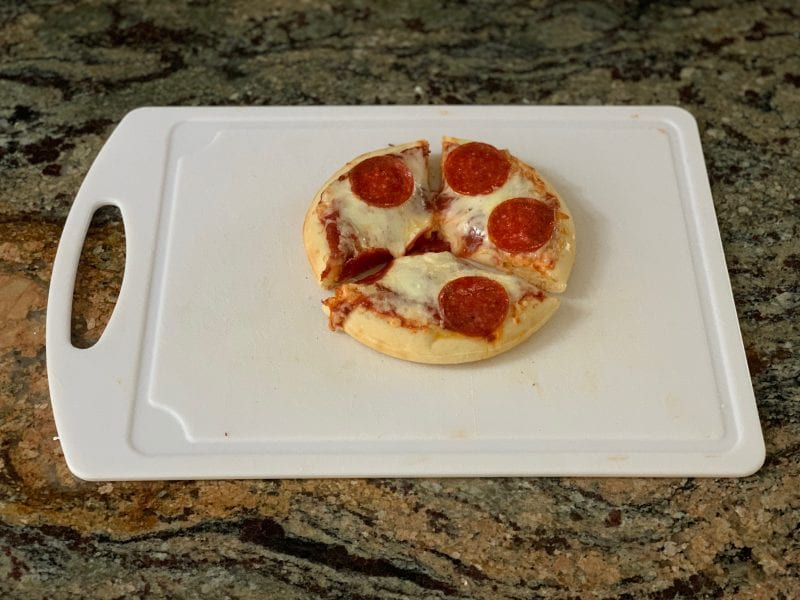 Pizza Math Activity: Fractions