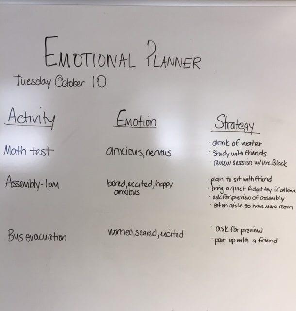 Teach Emotional Regulation
