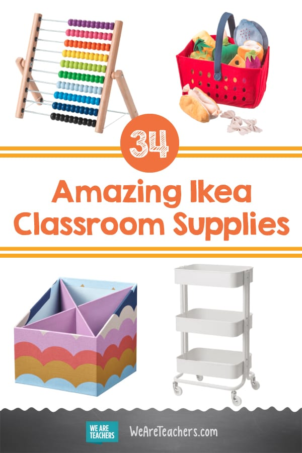 34 of the Best Ikea Classroom Supplies for Your Next Shopping Trip