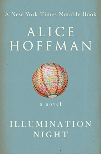 Illumination Night by Alice Hoffman book cover