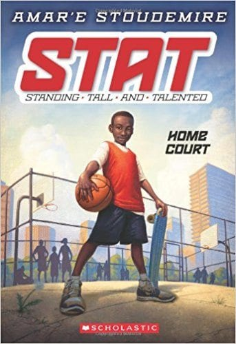 STAT: Standing Tall and Talented #1: Home Court by Amar'e Stoudemire
