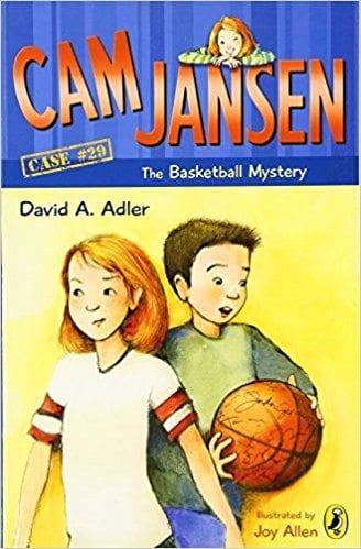 Cam Jansen: The Basketball Mystery by David A. Adler