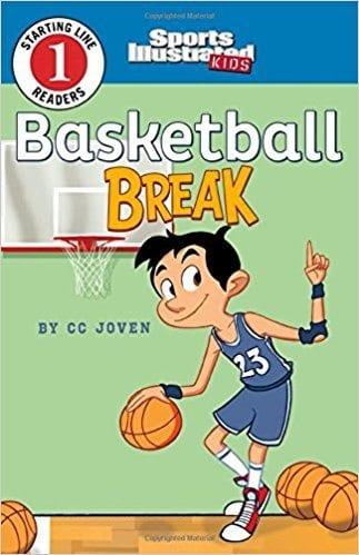 Basketball Break by CC Joven