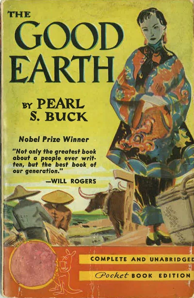 impactful books good earth