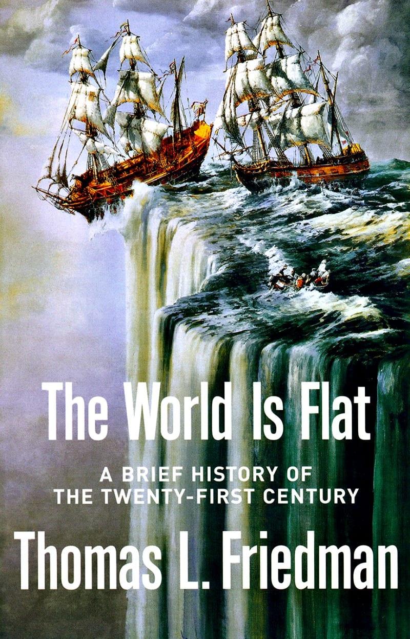 impactful books world is flat