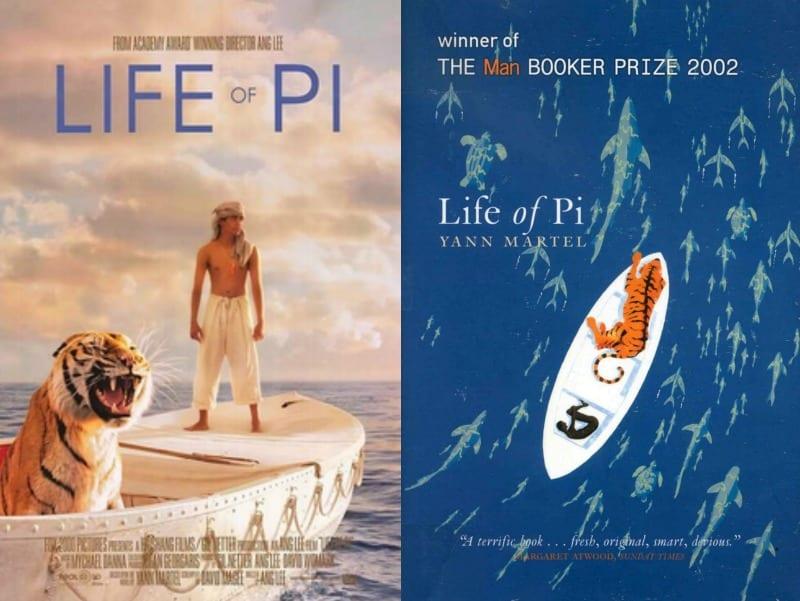 impactful books life of pi
