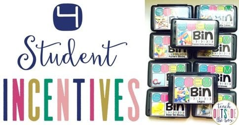 STEM Bins Incentives
