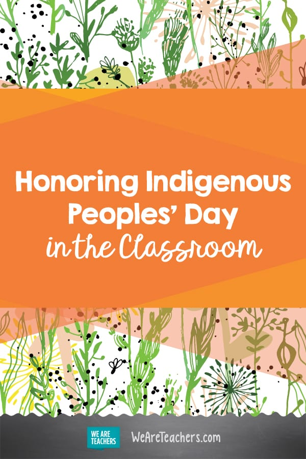 Honoring Indigenous Peoples' Day in the Classroom