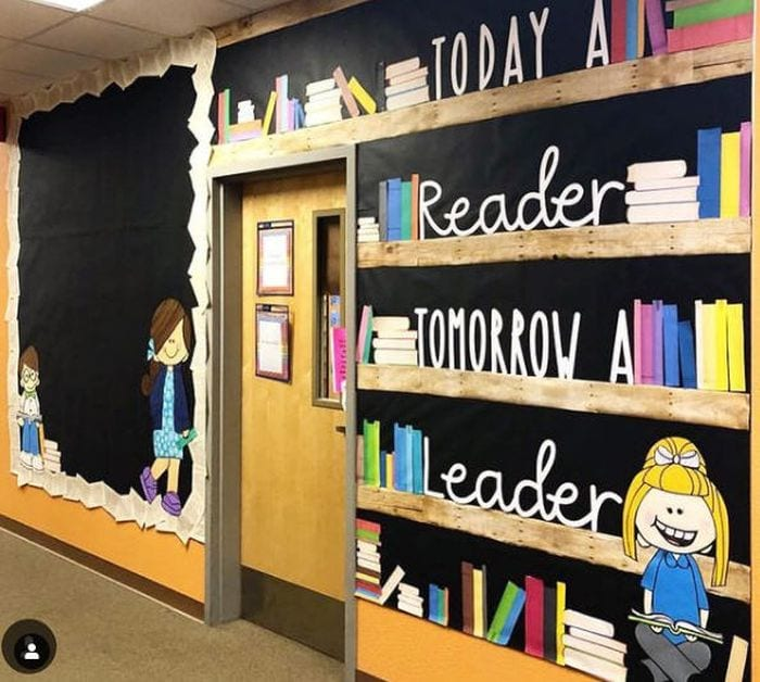 Inspiring School Libraries Classroom Pinspiration IG
