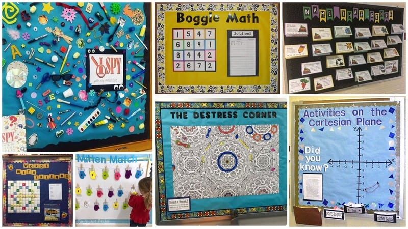 30 Interactive Bulletin Boards That Will Engage Students at