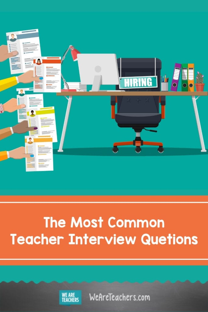 20 Interview Questions Every Teacher Must Be Able To Answer