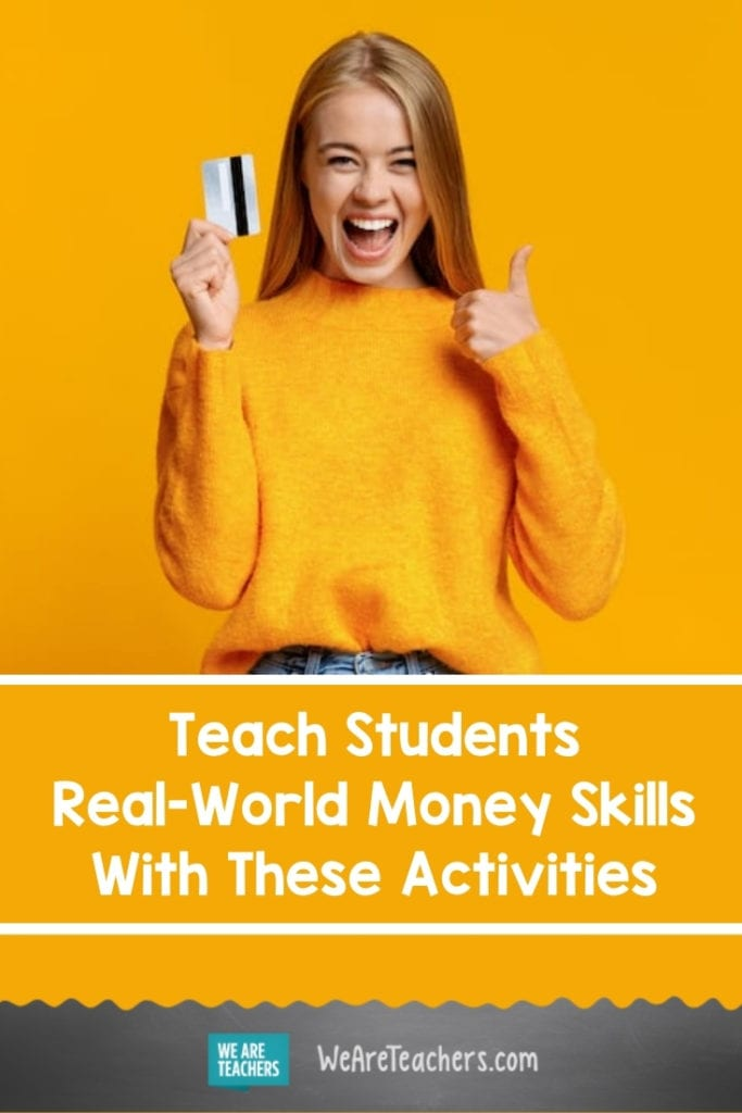 We're Loving These Activities That Teach Students Real-World Money Skills