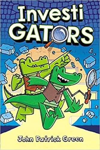 Book cover for The InvestiGators Book 1